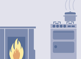 Understanding Carbon Monoxide Rise in Households Vulnerable to Fuel Poverty