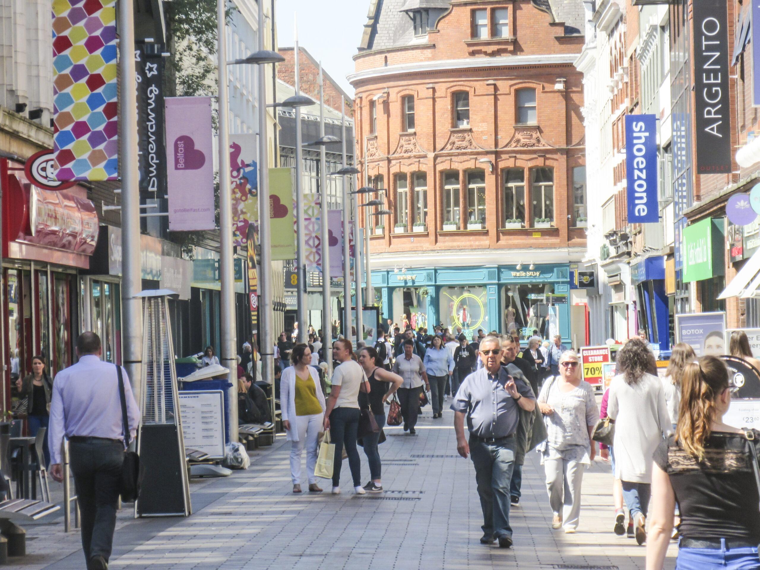 Donate your Northern Ireland High Street Scheme Voucher